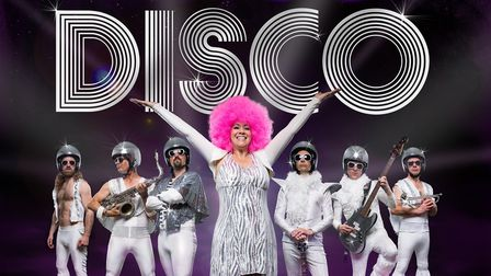Miss Discowill beplaying theChristmas Masked Ball at Chesterfords Community Centre on December 23.
