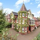 Strutt and Parker Unthank Road most expensive house sold in Norwich