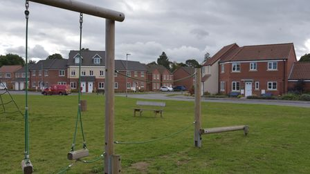 Development in Aylsham is creating problems within the infrastructure of the town. Willow Park devel
