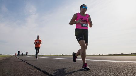 The Imperial War Museum is hosting the Duxford Dash on Sunday, October 17