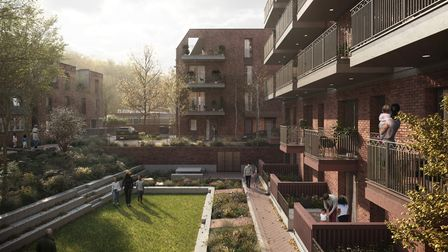 Haringey Council has submitted plansfor 41 homes on the former Cranwood nursing home site
