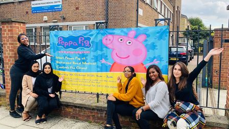Richmond Road Medical Practice is putting on a Children's Fun Day to help get youngsters vaccinated against flu.