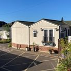 WoodvalePark mobile home site in St Albans