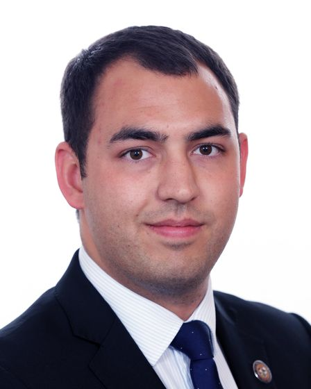 Ryan Fuller is the executive leader of Huntingdonshire District Council.