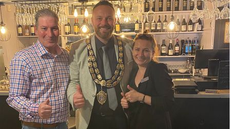 Meet the new owners of Weston's only seafood restaurant.