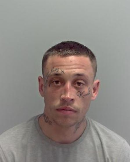 Nicholas Everett, who was jailed for four years.