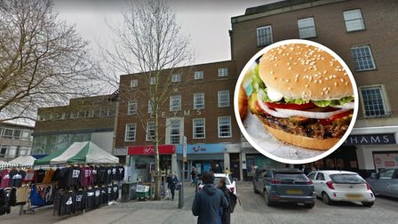 Plans for a new Burger King restaurant on Brigg Street in Norwich have been revealed.