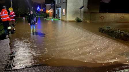 Flooding in Horsford last year ruined many family's Christmas holidays — and forced some out of their homes altogether