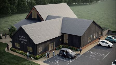What the new Easton Community Centre could look like if given planning permission