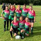 Sidmouth Under-13 Girls Rugby