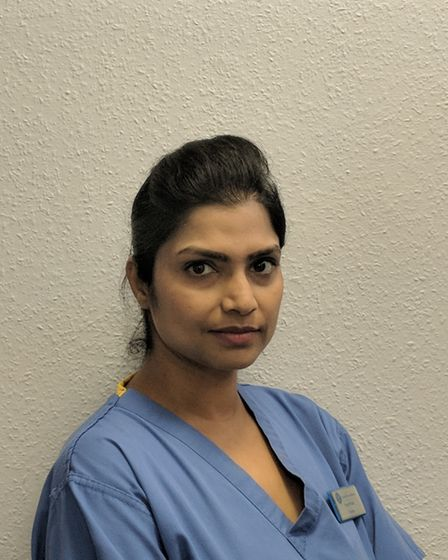 Dr Payal Bhalla, who will be chief dentist at the new Quest Dental Care practice in Ipswich