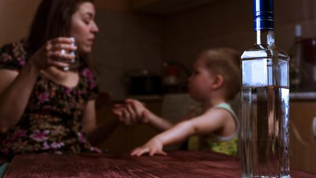 Children could be put at risk by a parent or carer's use of drink or drugs.
