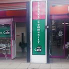 Sparks Community Café and Hub in Queensway, Hatfield