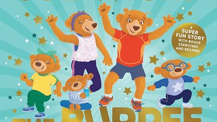 The Burpee Bears by Joe Wicks is available at Waterstones in St Neots.