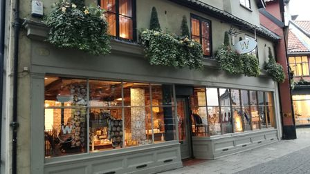 Witts Design has opened in the former Ginger store in Timber Hill, Norwich.