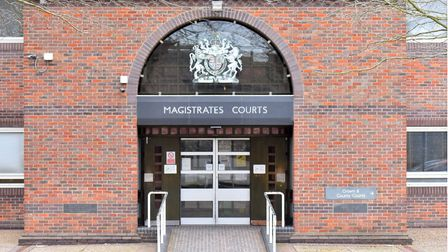 A manhas been jailed for a string of shop thefts in Norwich.