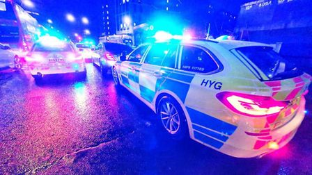 Too few officers have passed their advanced driving tests