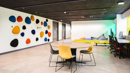 Inside the state-of-the-art facilities at Adastral Park