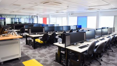 Technology and communications are at the heart of the new centre