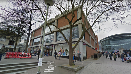 The Next store inHay Hillhas lodged an application for an alcohol licence with Norwich City Council.