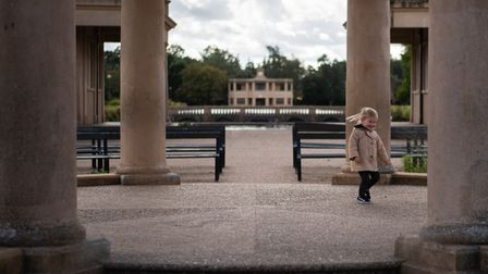 A sunny day in Eaton Park, Norwich. Picture: Sarah Lucy Brown