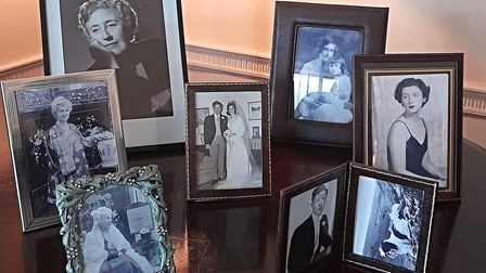 Family photos on display at Agatha Christie's much-loved Greenway House