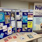 North Herts Healthy Hub is taking part in a series of wellbeing talks in Royston over autumn and winter