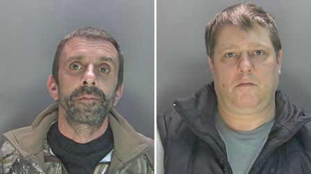 Carl Walker from Benington and Paul Parsons from Ware pleaded guilty to conspiracy to supply cocaine