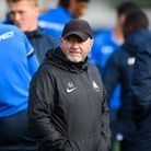 Gary Johnson, Manager of Torquay United ahead of the Vanarama National League match between Bromley