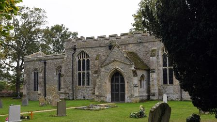 St Peter's Church at Easton has a long and interesting history.
