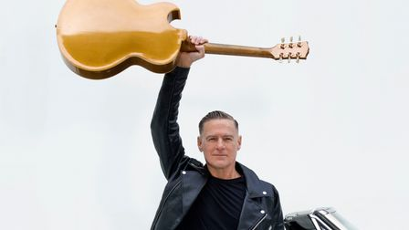 Bryan Adams will perform at the Blickling Estate in Norfolk on his 2022 UK tour.