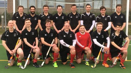 Potters Bar Hockey Club's men got their first point of the season at home to Havering.