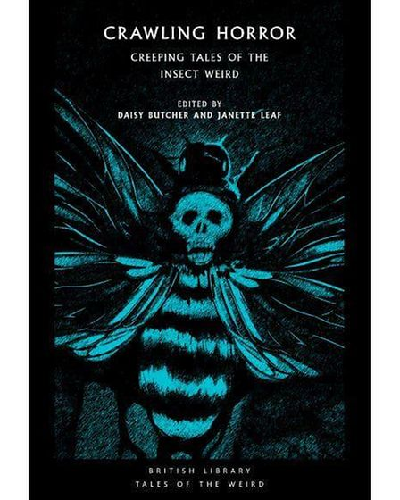 Daisy Butcher and Janette Leafwill be talking about their book, Crawling Horror, at David's Bookshop in Letchworth