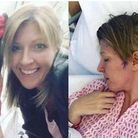 Godmanchester Mum Lisa Leader has made it to Germany to receive life prolonging immunotherapy treatment.