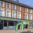Old Town Food Centre opening in Stevenage High Street