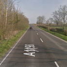 Andrew Hodge, 54,died following a single-vehicle crash near Godmanchester on Friday (October 8).