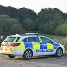 Emergency services at Gunton after personal items were found in a wooded area near to North Beach, Lowestoft.