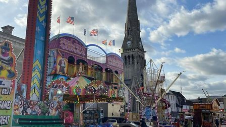 A wealth of rides at the fair