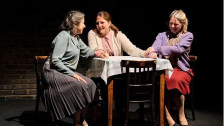 Five Kinds of Silence can be seen at the Abbey Theatre Studio in St Albans.