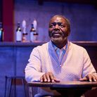 David Webber in A Place for WeBy Archie Maddocks at the Park Theatre. Directed by Michael Buffong.