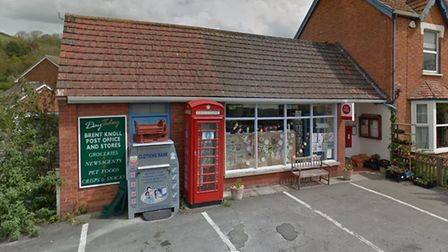 Brent Knoll Community Shop to relocate