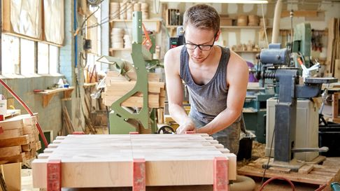 Forget flat-pack, sustainable furniture is the way to go.