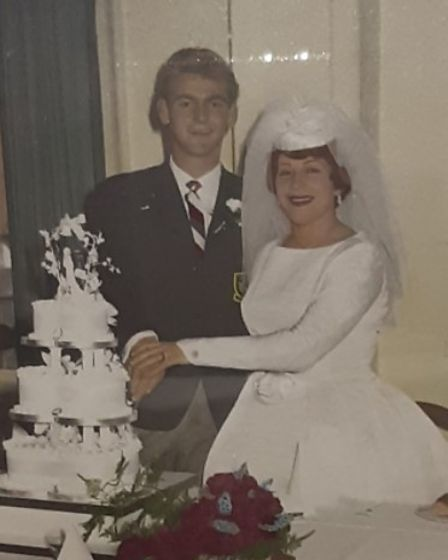 Terry and Sylvia Gallant have been married for 60 years