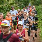 The Marriotts Way 10k run from Aylsham to Reepham. October 2021 Picture: James Bass Photography
