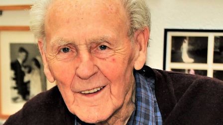 Cyril Kenzie from Shepreth, who owned Kenzies Coaches, died last month at the age of 93