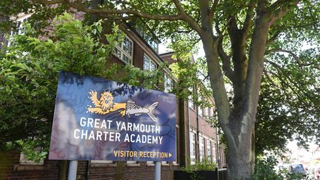 Inspiration Trust Prospectus & Stock Photos 2018. Charter Academy in Great Yarmouth.