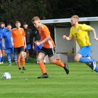 Action fromChudleigh Athletic Third v Watts Blake Bearne Reserves
