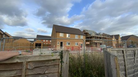 Hawthorn Wayresidents slam homes being built at the back of their property in Royston