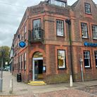 The Barclays Bank branch in Harpenden.