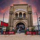 The Empire on Great Yarmouth's seafront.